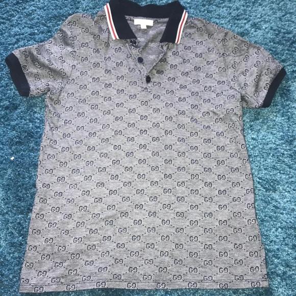1fafb898 Gucci Shirts & Tops | Authentic Kids Shirt | Poshmark